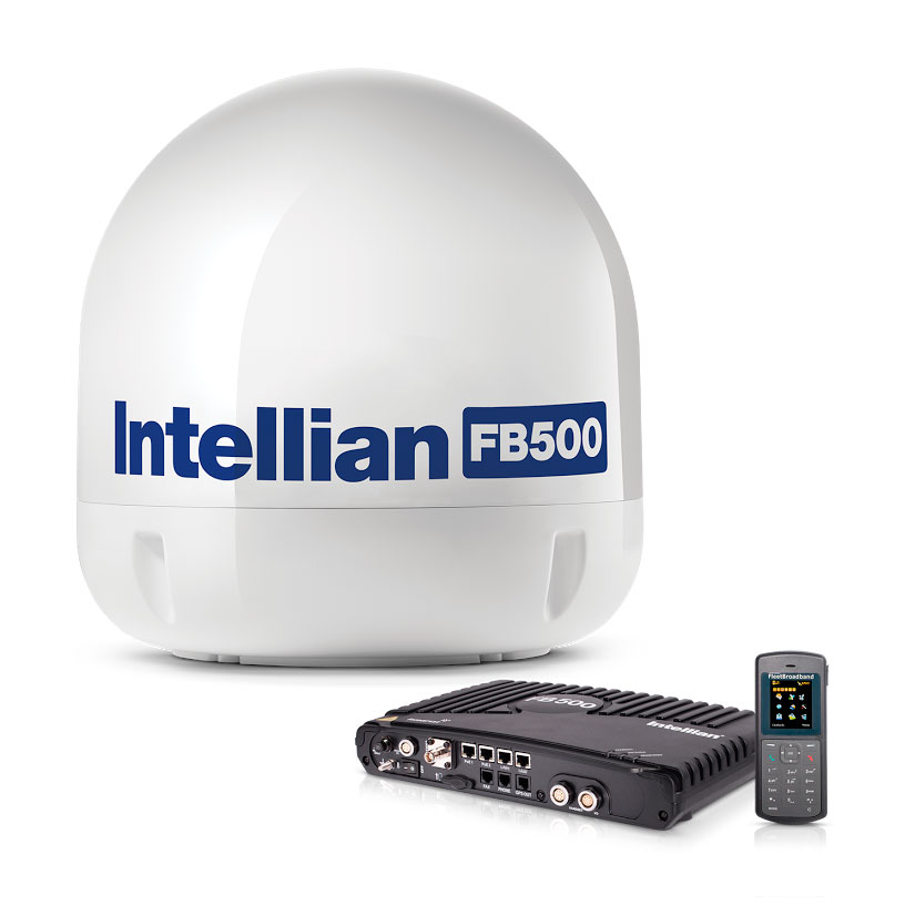 Intellian F500