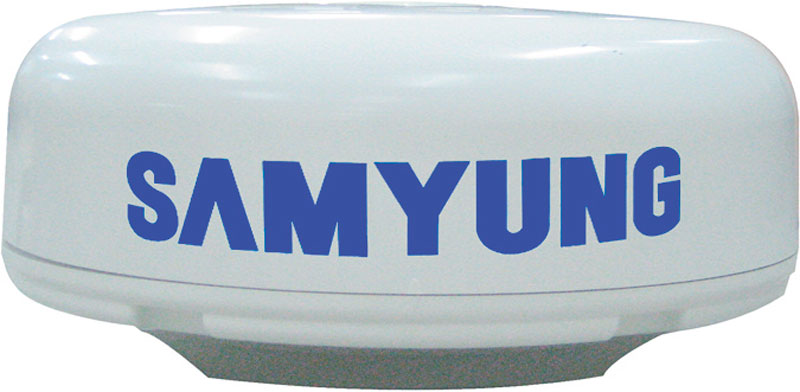 Samyung Radar SMR 3700