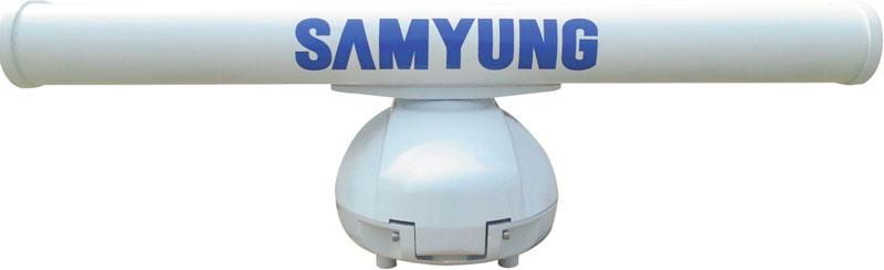 Samyung Radar SMR 7200
